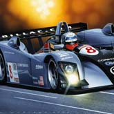 Cadillac celebrated its 100th birthday by releasing the completely redesigned, state-of-the-art LMP 02 race car. The American Le Mans Series No8 was driven by J J Lehto, Max Angelelli, Wayne Taylor and Christophe Tinseau throughout the series, with the team achieving one second-placed finish, three thirds and a fourth during the season.
